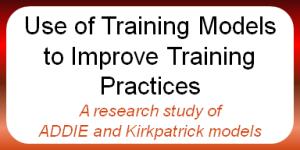 A Training Models study