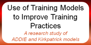A Training Models study