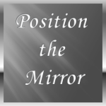 Picture for positioning your mirror - fear of social media
