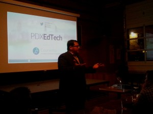 Chris wraps it up at PDXEdTech