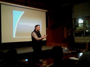 Eric Peirez presents GG Interactive